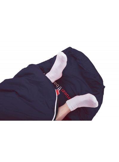 Grüezi Bag Grüezi Bag - Biopod Wolle Zero - Night Blue