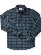 FILSON  FILSON  Alaskan Guide Shirt - Midnight -Black Plaid