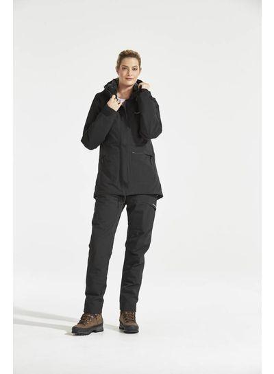 DIDRIKSONS 1913  Didriksons Alta Womens Jacket - Black