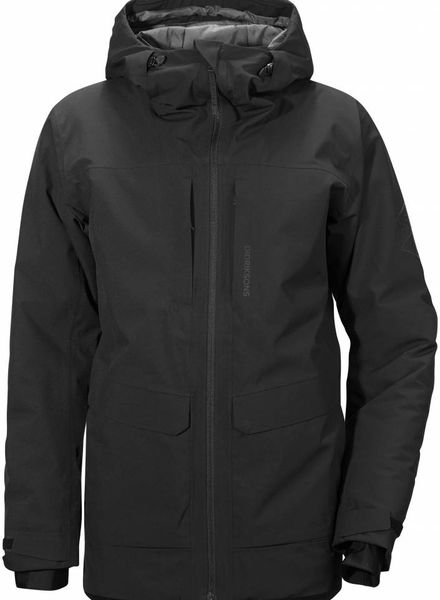 DIDRIKSONS 1913  Didriksons Dale Men's Jacket - Black