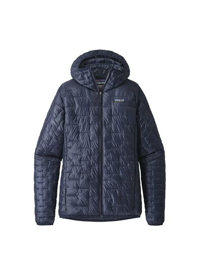 Patagonia  Patagonia Womens Micro Puff Hoody - Classic Navy