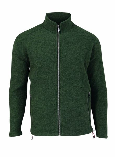 Ivanhoe Ivanhoe of Sweden Danny Full Zip - Rifle Green