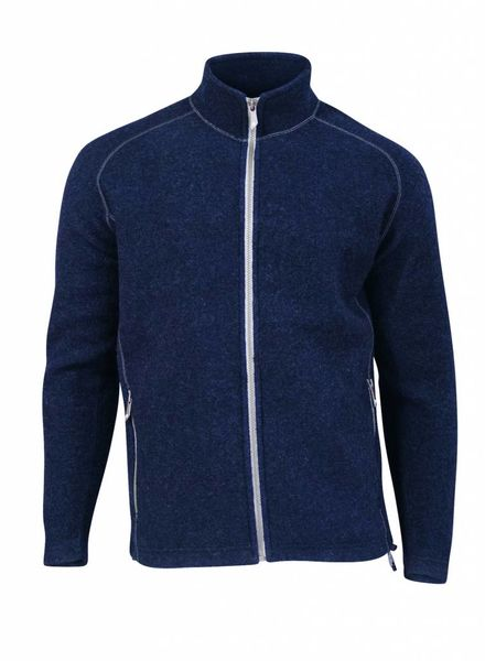 Ivanhoe Ivanhoe of Sweden Danny Full Zip - Light Navy