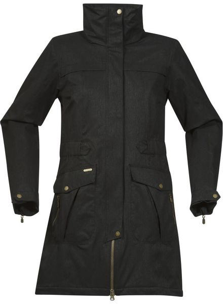 Bergans BERGANS Oslo Insulated Lady Coat - Black