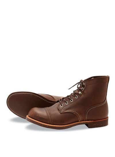 Red Wing Shoes  RED WING SHOES Iron Ranger 8111