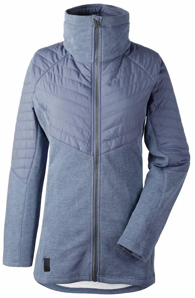 Didriksons Lydia Womens Jacket Foggy Blue