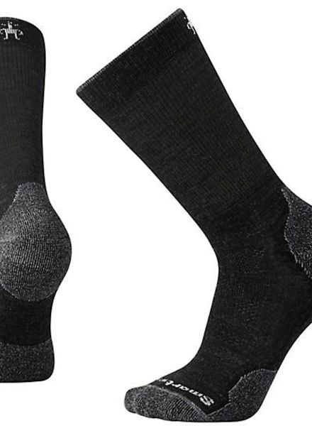 Smartwool SMARTWOOL Mens PHD Light Crew Merino - Charcoal