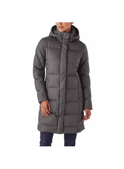 Patagonia  Patagonia Women's Down With It Parka - Forge Grey