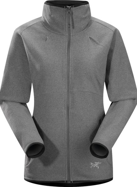 Arcteryx  ARCTERYX W's Caliber Cardigan Fleece - Summer Grey