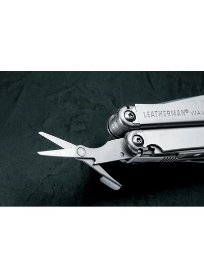 Leatherman LEATHERMAN Multifunktionswerkzeug Wave Plus Multitool Werkzeug