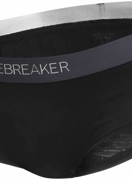 Icebreaker  ICEBREAKER W´s Sprite Hot Pants Merino- Black