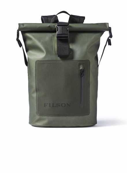 FILSON  FILSON Dry Backpack -  Green