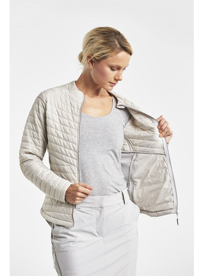 DIDRIKSONS 1913  Didriksons Rima 2  Womens Jacket - Aluminium