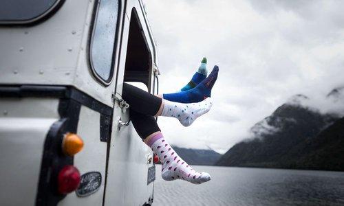 Merino Socken für Herren