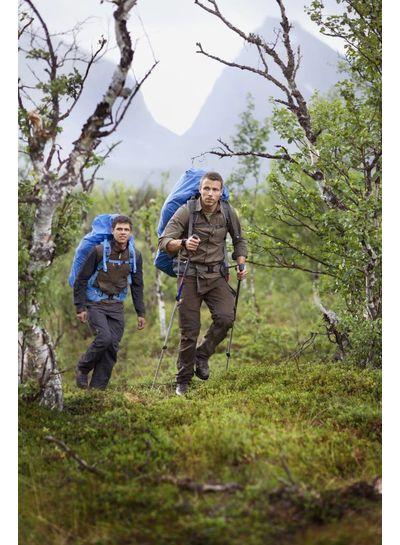 Fjällräven  FJÄLLRÄVEN M's Barents Pro Trouser - Tarmac - Dark Olive