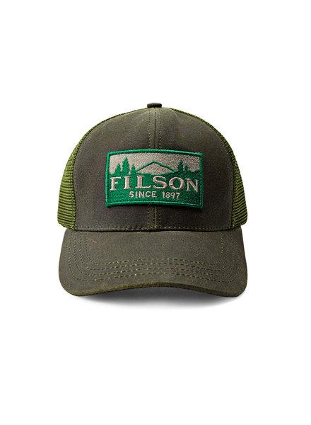 FILSON  Filson Logger Mesh Cap - Otter Green