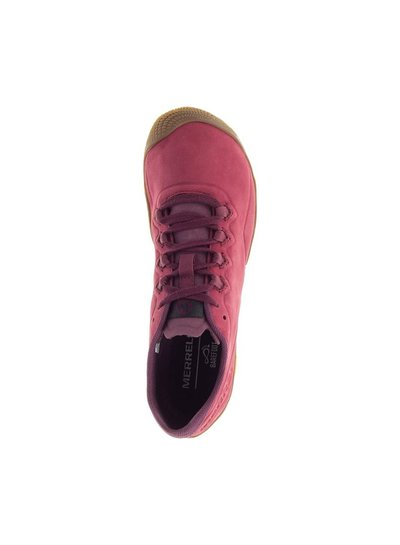 Merrell Merrell Vapor Glove 3 Luna Womens Leather - Pomegranate