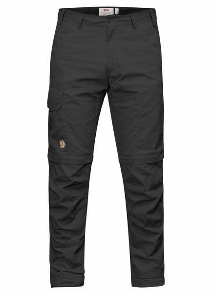 Fjällräven  FJÄLLRÄVEN M's Karl Pro Zip Off Trouser - Dark Grey