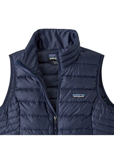 Patagonia  Patagonia Womens Down Sweater Vest - Classic Navy