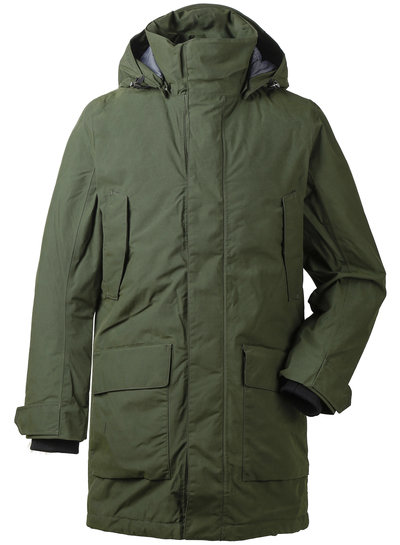 DIDRIKSONS 1913  Didriksons Ture Men's Coat - Spruce Green
