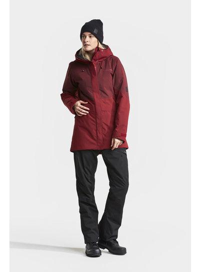 DIDRIKSONS 1913  Didriksons Alta Womens Jacket - Anemon Red
