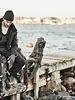 DIDRIKSONS 1913  Didriksons Mens Swen Jacket - Black