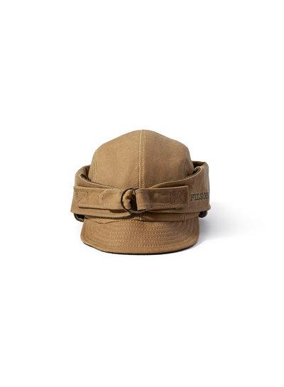 FILSON  Filson Tin Cloth Wildfowl Hat - Dark Tan