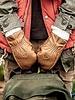 Hestra  HESTRA Embla Leder Fausthandschuh - Cork