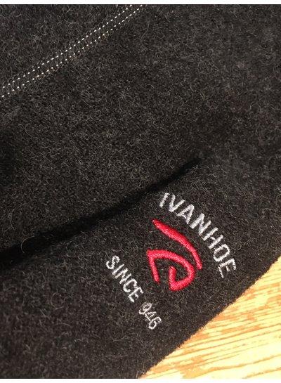 Ivanhoe Ivanhoe of Sweden Danny Full Zip - Graphite Marl