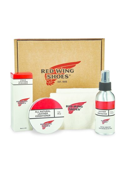 Red Wing Shoes  RED WING SHOES Oil-Tanned Care Kit