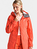 DIDRIKSONS 1913  Didriksons Womens Bea Parka - Coral Red