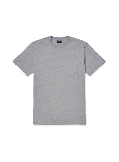 FILSON  FILSON Outfitter Solid Pocket T- Shirt - Grey Heather