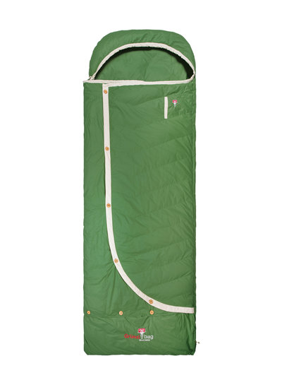 Grüezi Bag Grüezi Bag - Biopod DownWool Nature Comfort