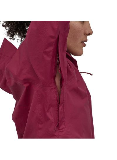 Patagonia  Patagonia Womens Torrentshell 3 L Jacket - Coral