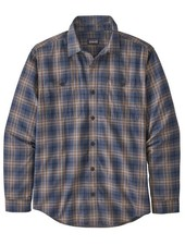Patagonia  Patagonia Mens Long Sleeved Pima Cotton Shirt - New Navy