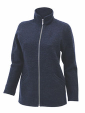 Ivanhoe Ivanhoe of Sweden Womens Brodal Long - Navy