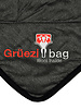 Grüezi Bag Grüezi Bag - Wellhealthblanket Wool Home - Chocolate Smoky Blue