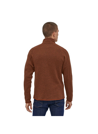 Patagonia  Patagonia Mens Better Sweater Fleece Jacket - Barn Red