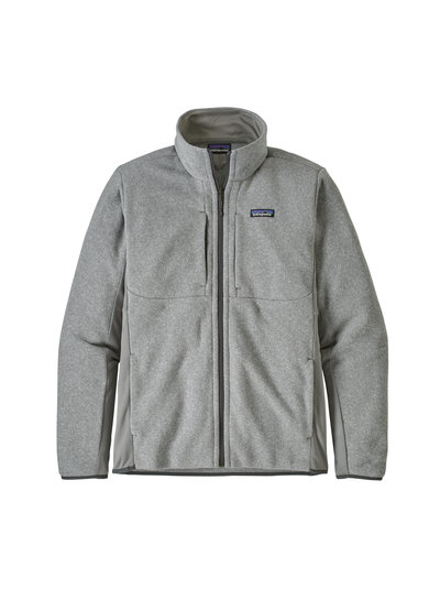 Patagonia  Patagonia Mens Lightweight Better Sweater Fleece Jacket - Feather Grey