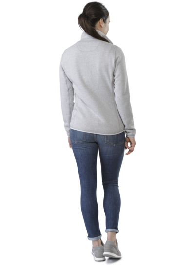 Arcteryx  ARCTERYX W's Covert Cardigan Fleece - Athena Grey