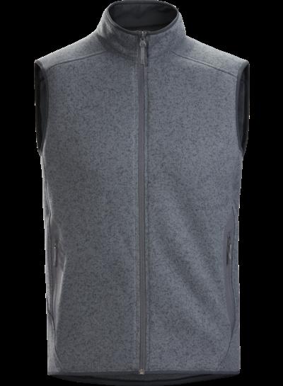 Arcteryx  ARCTERYX Covert Vest Fleece Herren - Cinder
