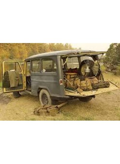 FILSON  FILSON Beartooth Camp Jacket - Olive