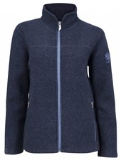 Ivanhoe Ivanhoe of Sweden Womens Beata FZ - Light Navy