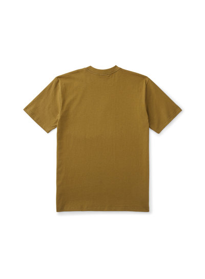 FILSON  FILSON Outfitter SS Graphic T- Shirt -  Olive