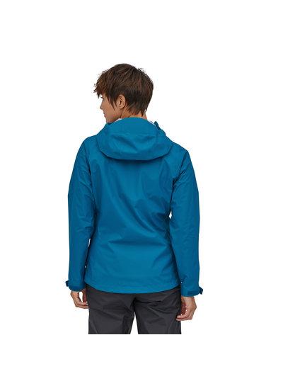 Patagonia  Patagonia Womens Torrentshell 3 L Jacket - Steller Blue