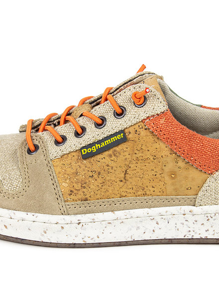 Doghammer Doghammer Natural Commuter Schuhe Damen - Orange