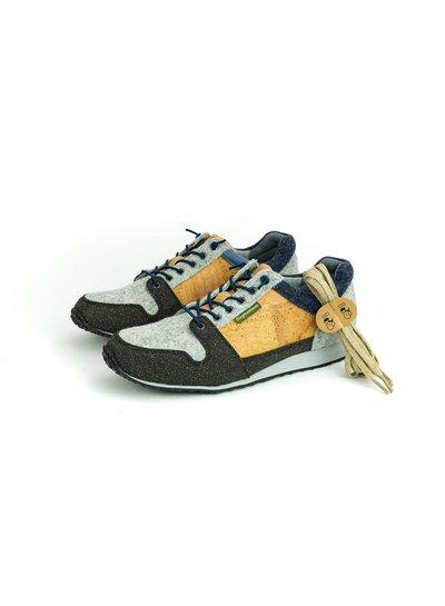 Doghammer Doghammer Cork Traveller Schuhe Herren - Lightgrey