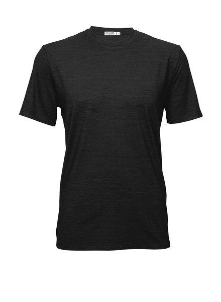 Palgero Palgero Ari Merino Shirt Herren - Anthrazit Meliert