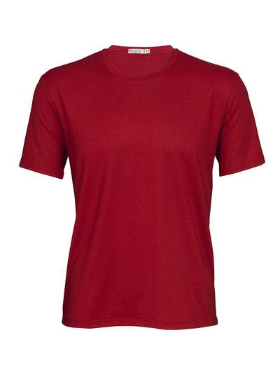 Palgero Palgero Ari Merino Shirt Herren - Rot
