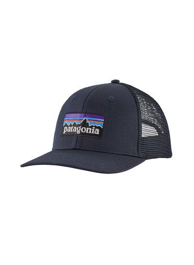 Patagonia  Patagonia P-6 Trucker Hat - Navy Blue